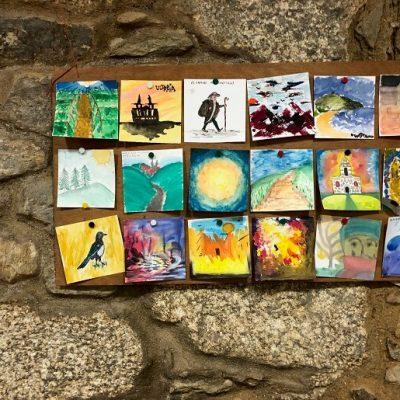 pilgrims paintings